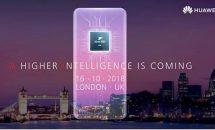 Huawei Mate 20/20 PRO発表イベントは10月16日に開催、招待状