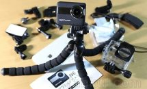 レビュー218件の人気4Kアクションカメラ『DBPOER N6』(技適あり)に20%OFFクーポン、開封レビュー