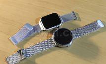 Apple Watch series 4向け格安999円のミラネーゼループ購入レビュー、Moto 360版と比較