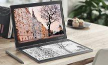 液晶とE-INKの2画面『Lenovo Yoga Book C930』発表、筆圧4096ペン付属などスペック・価格