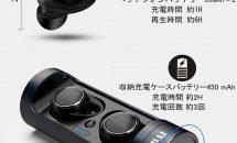 独占クーポン:防水IPX6完全ワイヤレスイヤホン「RUOBAI BS01」が値引きUPで再び登場!
