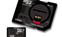 メガドライブやドリームキャストがmicroSDカードに、SEGAコラボ第1弾の発表・価格