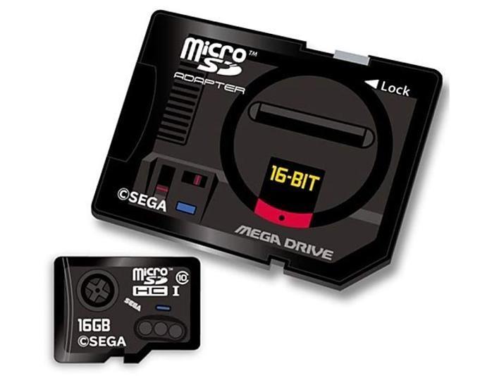 SEGA-microSD