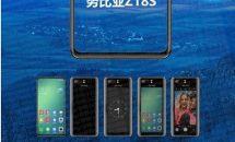 6.26型+5.1型『ZTE Nubia Z18S』(NX616J)がFCCやTENAAに登場、画像・スペック・動画