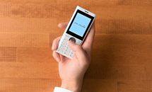 7,480円のSIMフリーガラケー『un.mode phone 01』の一般予約スタート