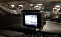 ドラレコとして使えるのか、DBPOWER 4Kアクションカメラの車載レビュー–クーポンあり