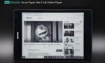 電子ペーパーで動画視聴できる『Dasung Not-eReader』がIndiegogoに登場–7.8型Androidタブレット