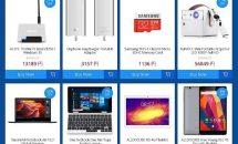 microSDカード32GBが568円やUMPC『One Mix Yoga』が5.2万円など—GearBest最大50%OFFセール開催中