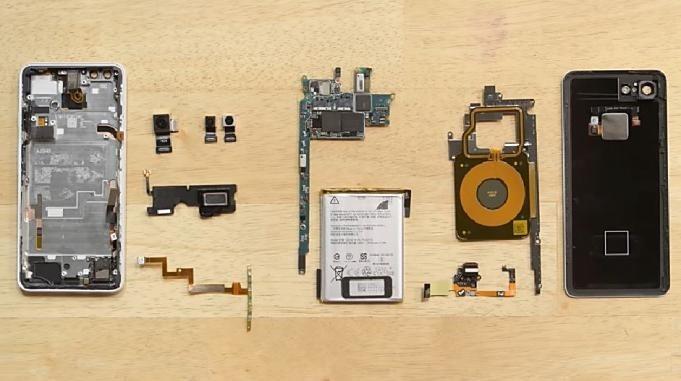 Google-Pixel-3-Teardown