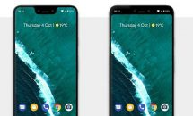 Google Pixel 3 XLのノッチ、非表示オプション追加が明らかに #Pixel3XL