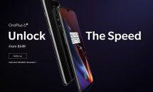 ドコモプラチナ対応でRAM8GBの『OnePlus 6T』が52,497円、スマホ・PCなど17製品クーポン #Banggood