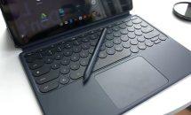Google Pixel Slateのハンズオン動画、ペン入力やキーボードなど
