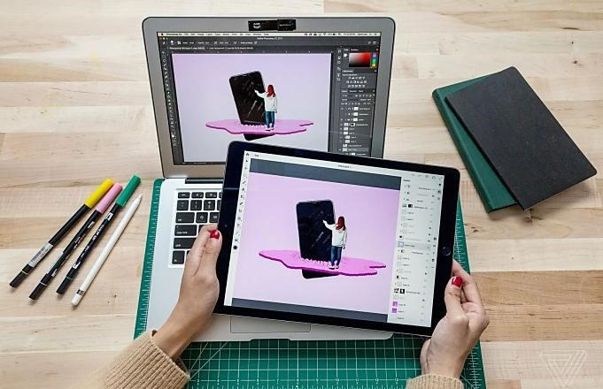 Photoshop-for-iPad-video