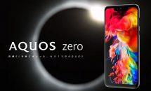 SIMフリー版『AQUOS zero』(SH-M10)発表、スペック・価格・発売日