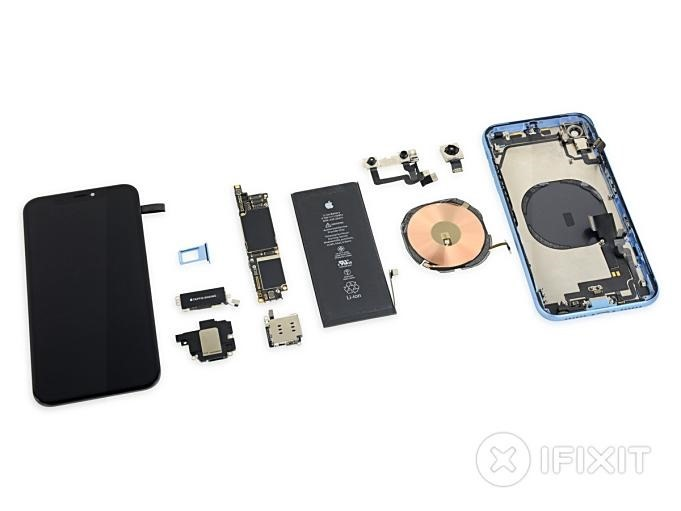 ifixit-iphone-xr-teardown-1