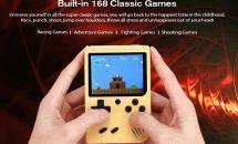 186タイトル収録ゲームボーイ風デバイスが1,846円などブラックフライデー独占ブランド開催中–GearBest