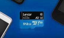 Lexar、A2仕様で世界最大512GBのmicroSDカード発表・A1との違い