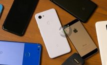 Google Pixel 3 Liteの新たな画像リーク、今度はiPhoneなどとサイズ比較
