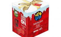NEOGEO mini クリスマス限定版が発表、まもなく予約開始へ
