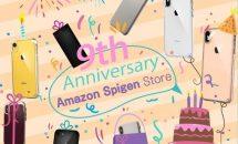 Spigenジャパン9周年記念セール、Amazonストアで開催中:11/30まで
