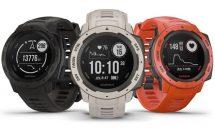 ガーミン、GPS/タフネス仕様スマートウォッチ「Instinct」発表―価格・発売日