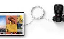 アップル、iPad Pro の「USB-C」使い方ページを公開–5K出力に対応