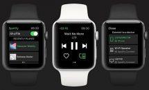 Spotify、Apple Watch向けアプリをリリース