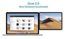 Duet Displayが高速描写に対応、iPadをセカンドディスプレイに