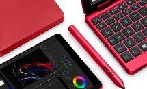 7型UMPC『One Mix 2S (Red)』発表、スペック・発売日・価格–日本向けクーポンあり