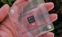 Qualcomm Snapdragon 855発表、最大2.84GHzオクタコアやディスプレイ指紋センサーなど