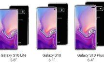 Samsung Galaxy S10 / S10 Plus / S10 Liteの価格と発売日がリーク