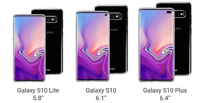 Samsung-Galaxy-S10-series-leak