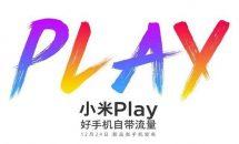 水滴ノッチ『Xiaomi Play』のハンズオン動画・スペックがリーク、12/24発表へ