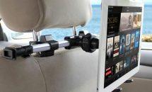 (終了)12/5限り、ヘッドレスト取付式 7-10.2インチ車載ホルダーなどが値下げ中―Amazonタイムセール