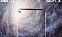 世界初ディスプレイ内カメラ搭載『Galaxy A8s』発表、スペック・画像