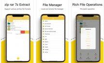 通常120円のZIPから7Zまで圧縮ファイルを解凍『Unarchiver』などiOSアプリ値下げ中 2018/12/31