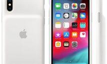 アップル純正、Qi対応iPhone XS/XS Max/XR用バッテリーケース発表/価格・発売日