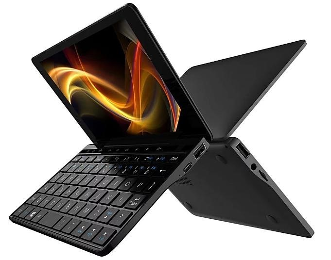 GPD-Pocket-2-Amber-Black