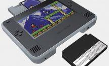 ファミコンのカセットが使える!7型『Retro Champ』発表、バッテリー内蔵でHDMI対応