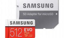 サムスン製microSDカード「EVO Plus」の512GBモデルが1月下旬より発売へ