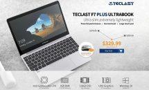 メモリ8GB+SSD128GBで3.6万円に、14型『Teclast F7 Plus』が特集セール中 #GearBest