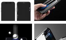 【独占クーポン】70%OFFで389円に、iPhone X/XS 強化ガラスフィルム3枚セットが特価