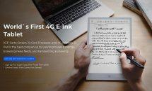 E-Ink/ワコムペン/4G通信/10.3型『Eewrite E-Pad』登場、来月より出資募集を開始