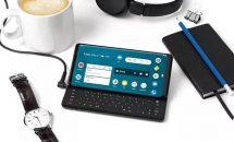 スライドQWERTYキーボード搭載5.99型『F(x)tec Pro 1』発表、価格・スペック