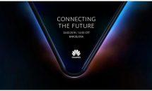 Huawei、2/24に折り畳み画面スマホ発表へ・ティザー画像を公開 #MWC2019