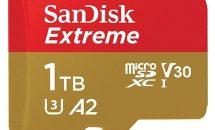 世界初1TB「microSDカード」発表、2社より4月から発売・価格