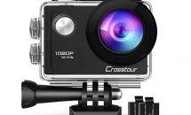 (終了)2/12限り、レビュー374件のアクションカメラが3,298円など値下げ中―Amazonタイムセール