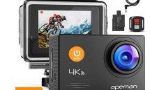(終了)2/18限り、ピンマイク付きAPEMAN アクションカメラ(4K/1600万画素)などが値下げ中―Amazonタイムセール