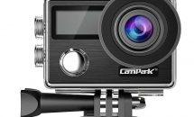 (終了)2/19限り、レビュー811件のCampark 4Kアクションカメラなどが値下げ中―Amazonタイムセール