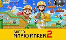 完全新作、Nintendo Switch『スーパーマリオメーカー 2』が2019年6月に発売・動画